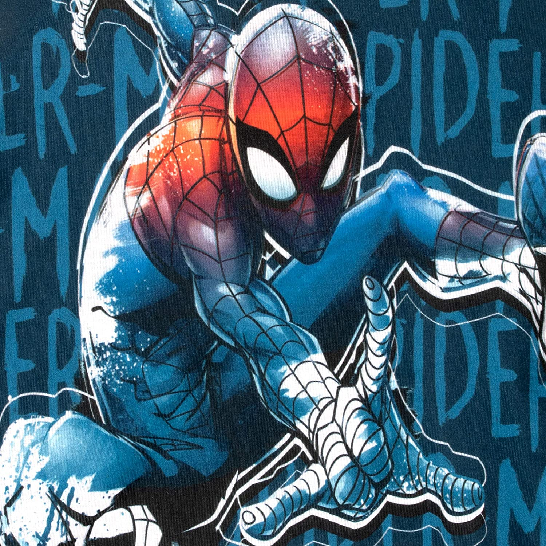 Marvel Jungen Spiderman Schlafanzug