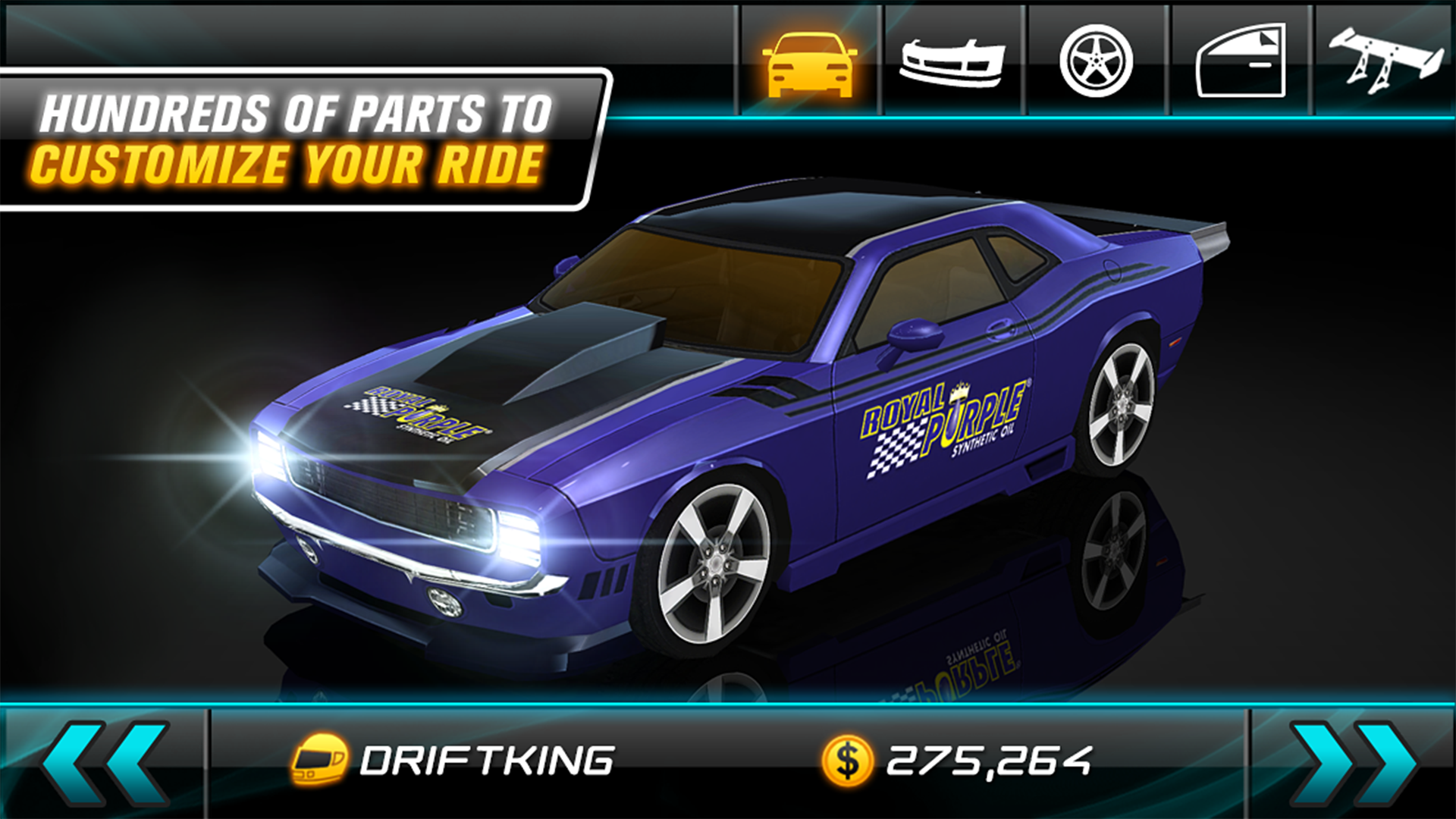 Amazon.com: Drift Mania: Street Outlaws: Appstore for Android