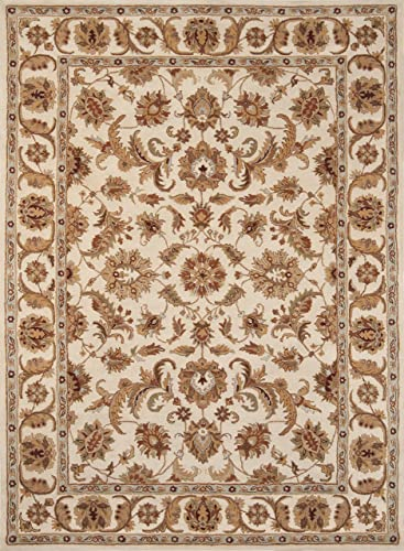 Continental Rug Company Meadow View MV55 Area Rug, 2 x 3 , Ivory