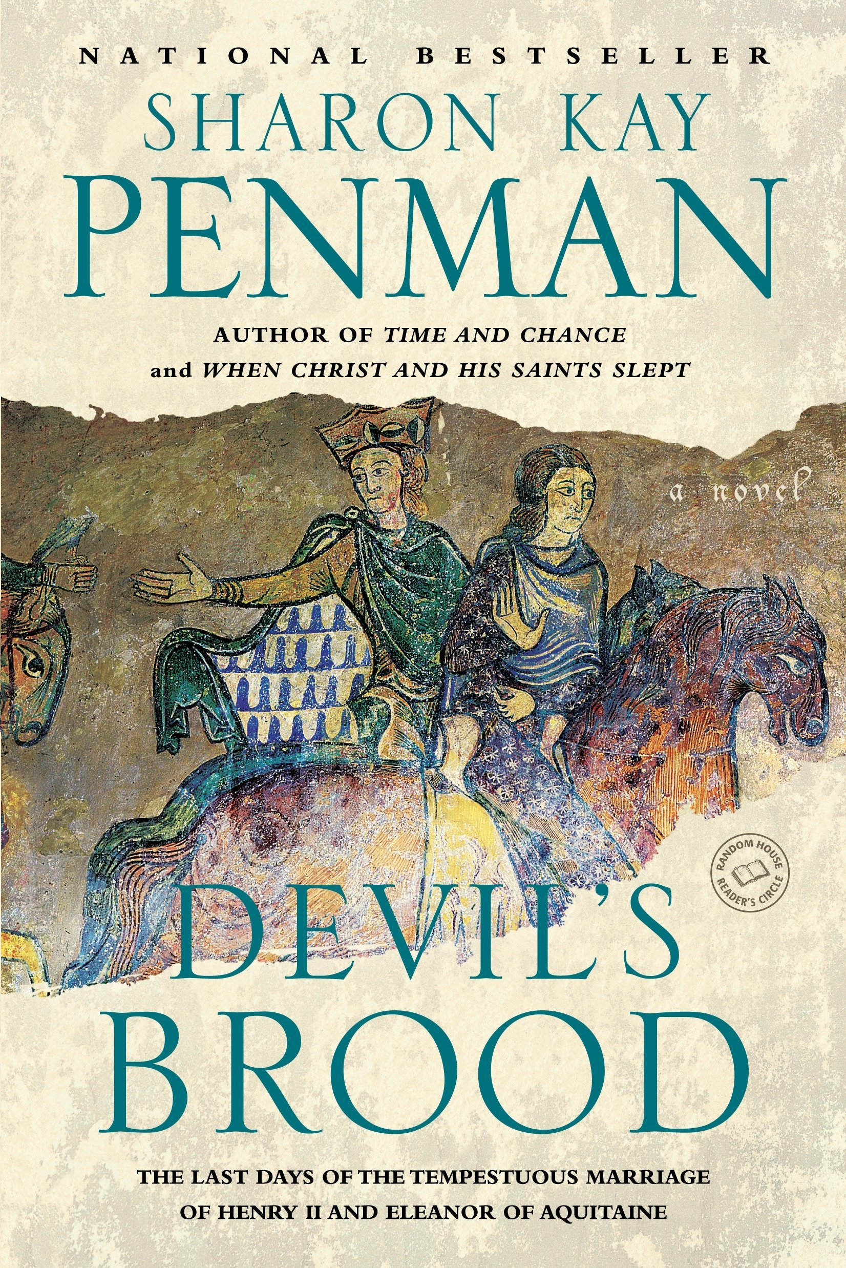Devil S Brood A Novel 9780345396730 Penman Sharon Kay Books
