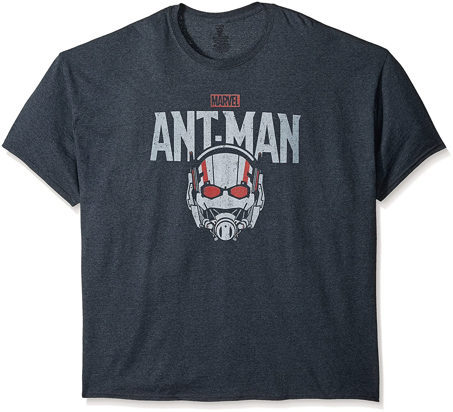 acb0d9c5 Amazon.com: Marvel Men's Ant-Man Logo T-Shirt: Clothing
