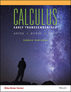 Calculus 10th edition 10 howard anton amazon calculus early transcendentals single variable 11th edition fandeluxe Image collections