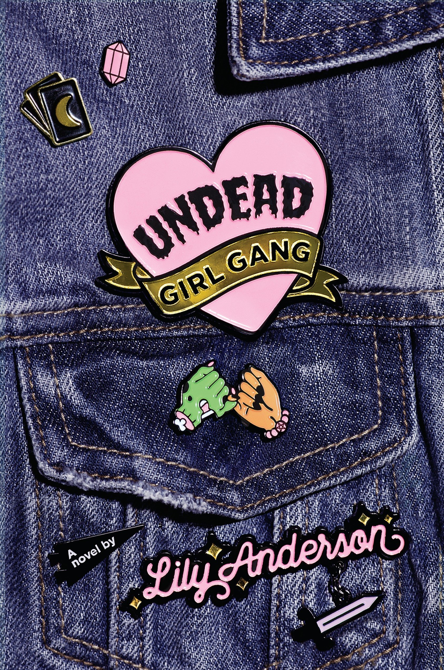 Image result for undead girl gang