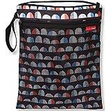 Skip Hop Grab & Go Wet/Dry Domes Bag, Multi