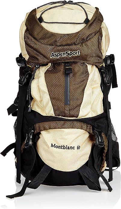 Mochila de Senderismo 2 kg outdoorer Trek Bag 70