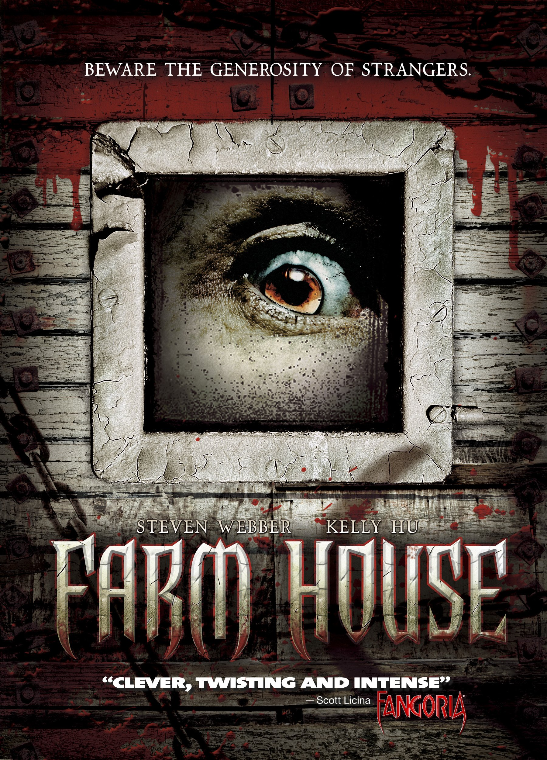 DVD : Farmhouse (Subtitled)