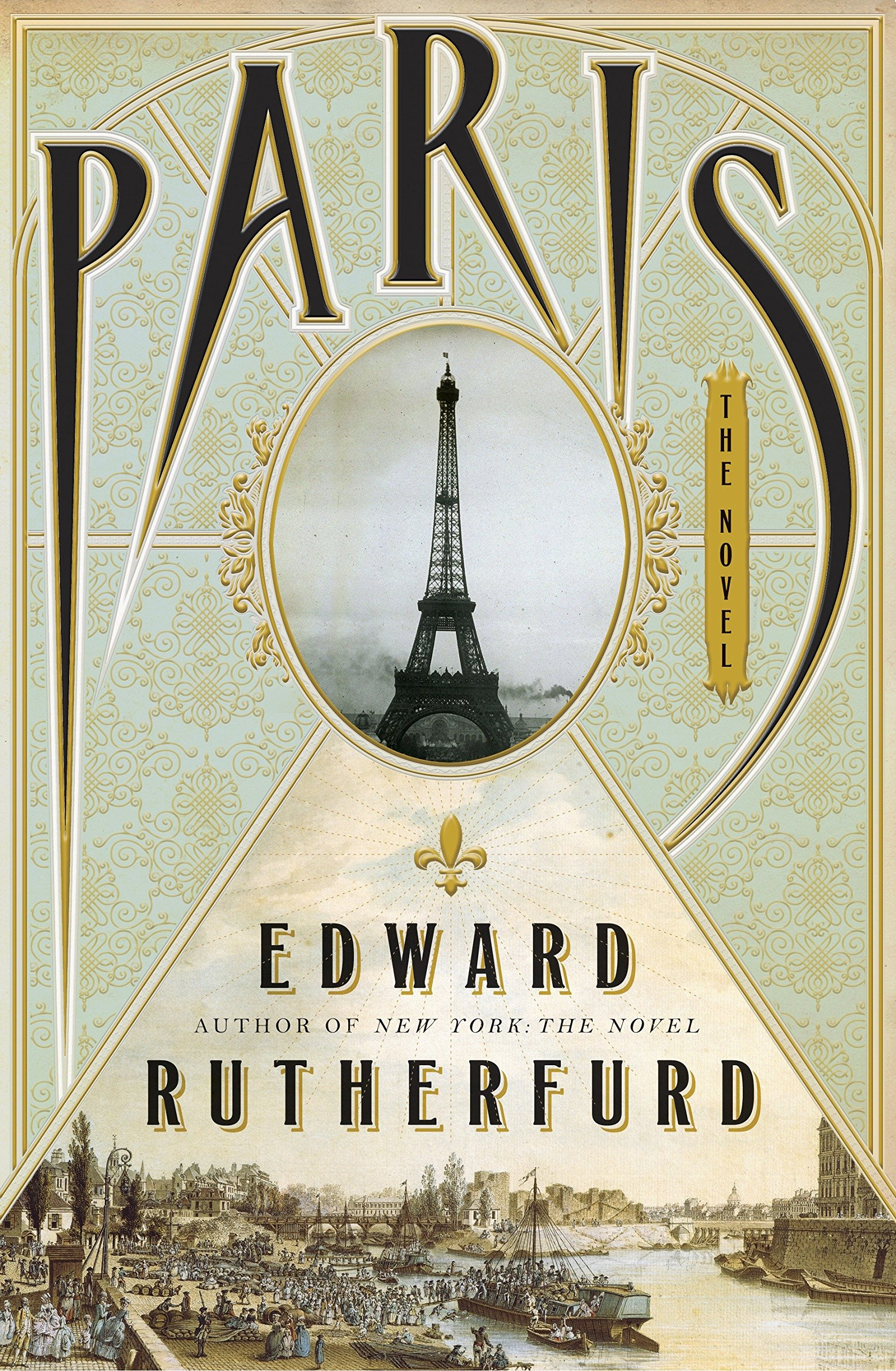 Paris: The Novel ebook