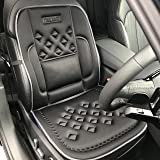 Medipaq Car Seat SUPPORT Cushion - 24 Air-Flow Pockets - 8 Magnets + BACK and SIDE Supports!