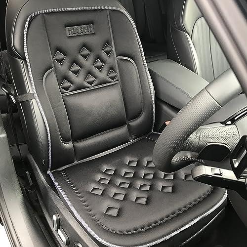 Medipaq Car Seat SUPPORT Cushion Cover - 24 Air-Flow Pockets - 8 ...