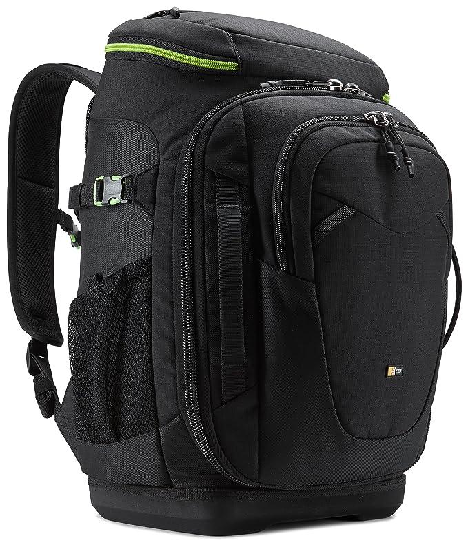Case Logic KDB 101 Kontrast Pro DSLR Backpack  Black  Audio   Video Cables