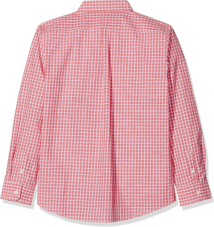 neck & neck 17I07019.40 Camisa, Rojo (Rojo), 6 años (Tamaño del Fabricante:6A) para Niños: Amazon.es: Ropa y accesorios