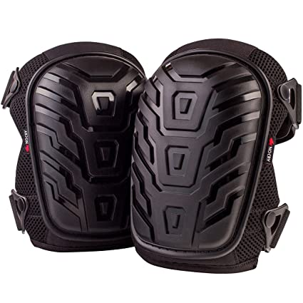 09e1b0ddb4a NoCry Professional Knee Pads with Heavy Duty Foam Padding and Comfortable  Gel Cushion
