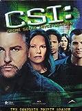 C.S.I. Crime Scene Investigation - The Complete Fourth Season [DVD] (2004)