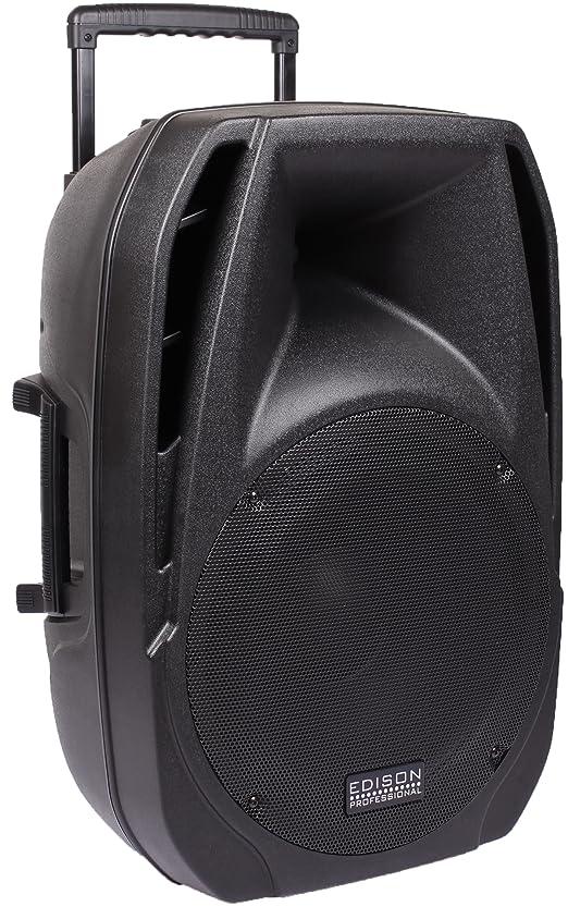 Amazon Com Edison Professional M 2000 Plus 15 High Power Pa Speaker Electronics