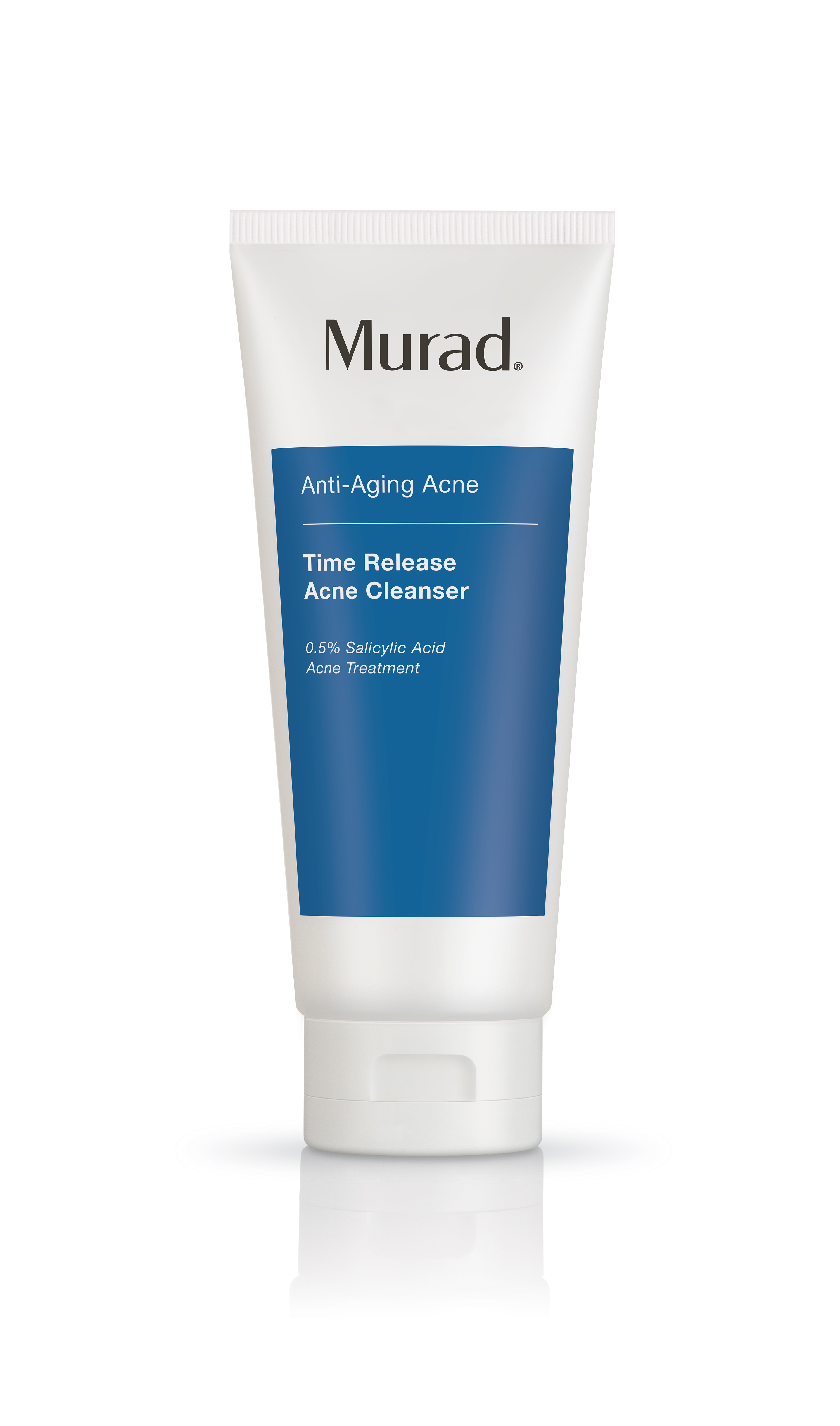 Murad Anti-Aging Acne Time Release Acne Cleanser - Salicylic Acid Cleanser for Blemish-Prone Skin - Anti-Aging Cleanser… 5