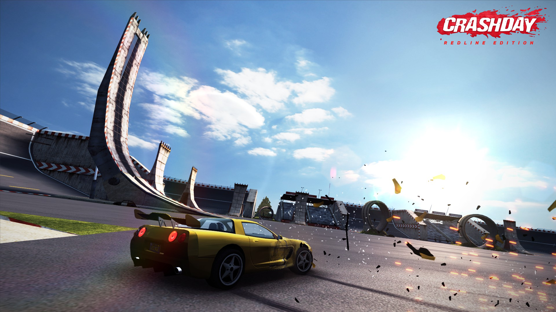 Crashday Redline Edition [Online Game Code]