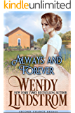 Always and Forever: A Clean & Wholesome Historical Romance (Second Chance Brides Book 1)