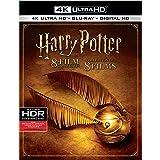 Harry Potter 4K 8-Film Collection (Bilingual) [4K UHD + Blu-Ray + Digital]