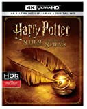 Harry Potter 4K 8-Film Collection (Bilingual) [4K UHD + Blu-Ray + Digital]