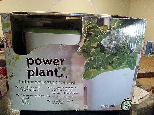 Prepara – Central eléctrica Mini: Amazon.es: Jardín