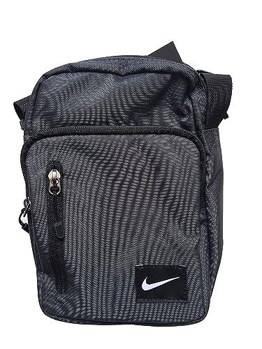 Schlussverkauf Neu werden Top Marken Nike Schultertasche Herren Neu Grau 4 Fächer: Amazon.de ...