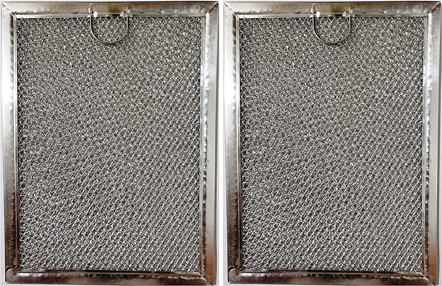 Replacement for Frigidaire 5303319568 Grease Filter for Microwave (2-Pack)