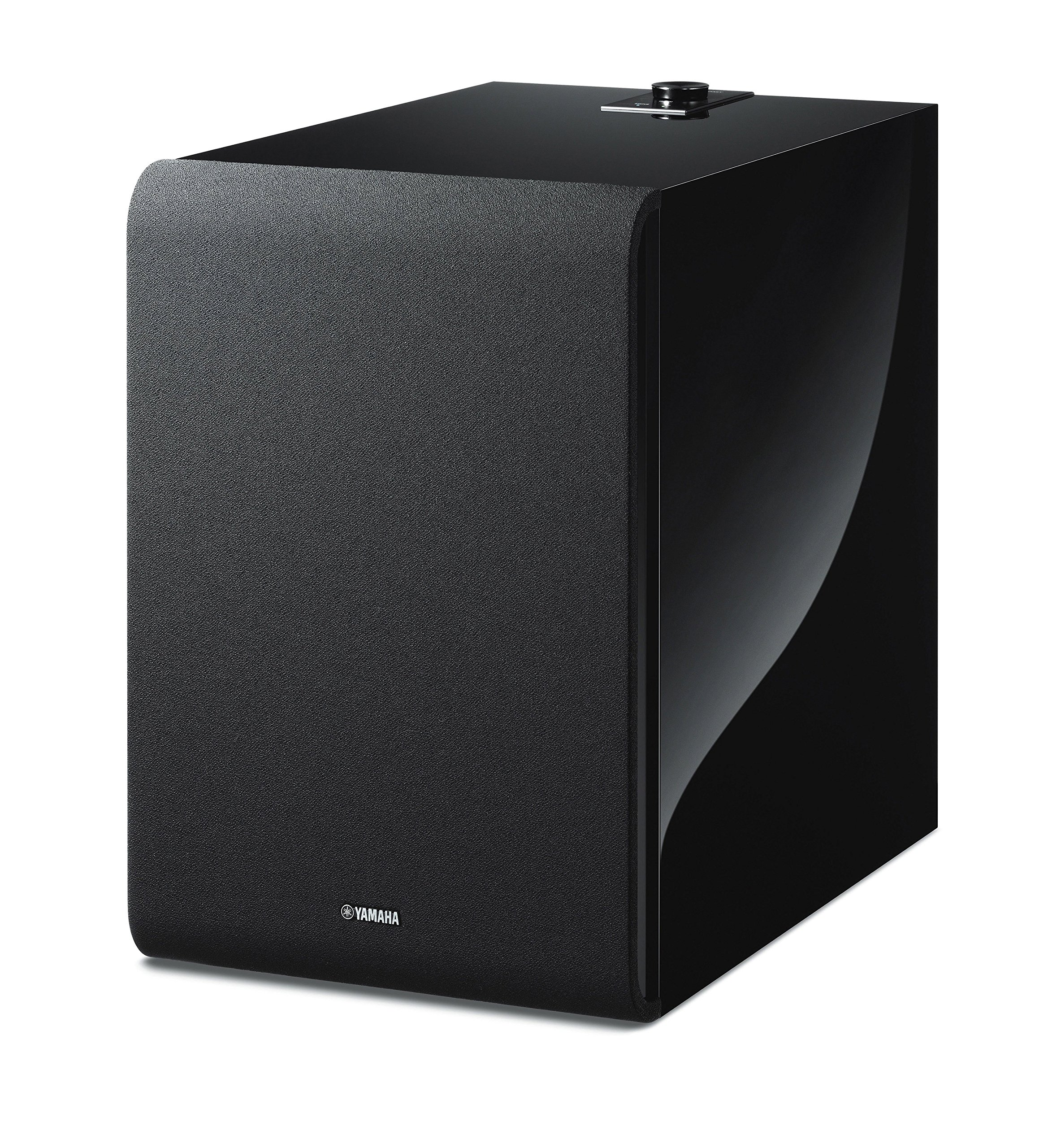 Yamaha MusicCast SUB 100 Wireless Subwoofer, Compatible with Alexa - Black by Yamaha