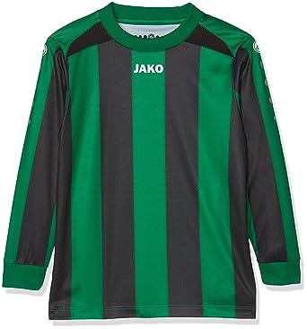 Jako Fútbol Brasil la Camiseta Inter, Todo el año, Infantil, Color Verde/