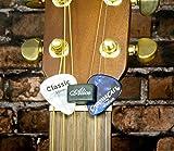 Guitar Pick Holder - Pack of 5 - For Acoustic