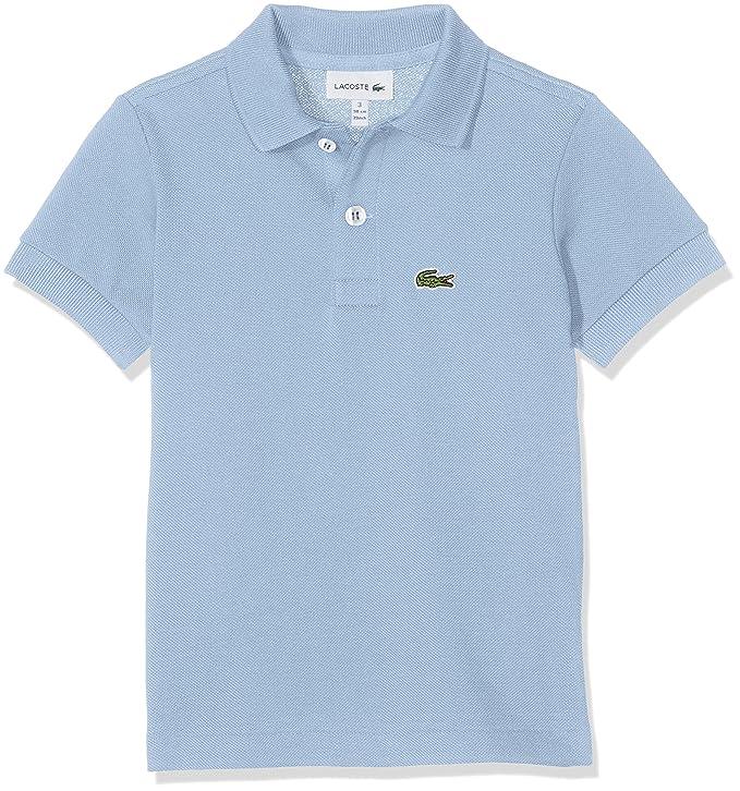 e0faf150c4e4 Lacoste Boy s PJ2909 Short Sleeve Polo T-Shirt  Lacoste  Amazon.co.uk   Clothing