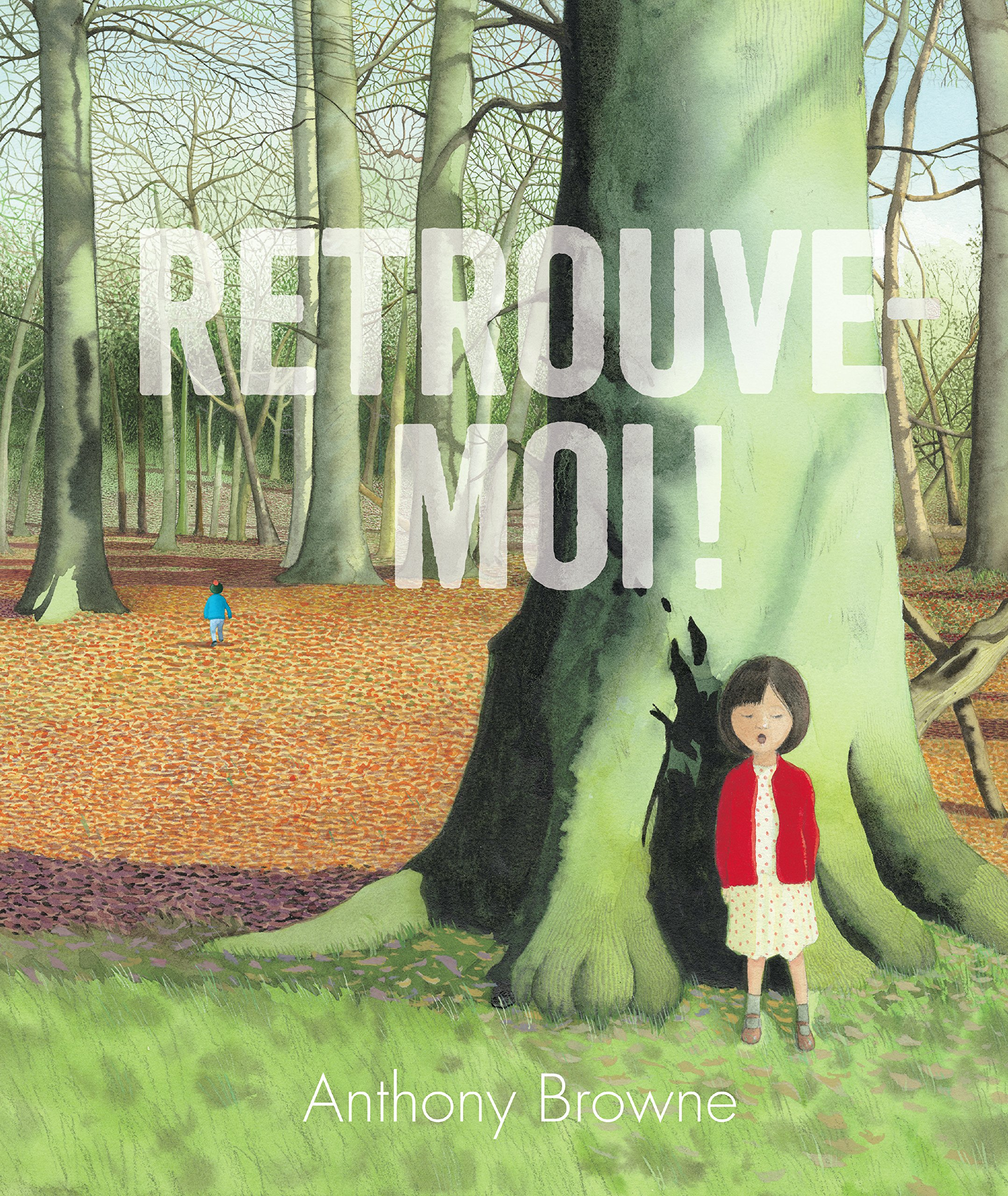 The Best Retrouve Moi Anthony Browne Background
