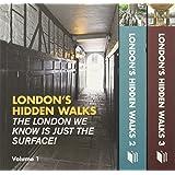London's Hidden Walks: Volumes 1-3