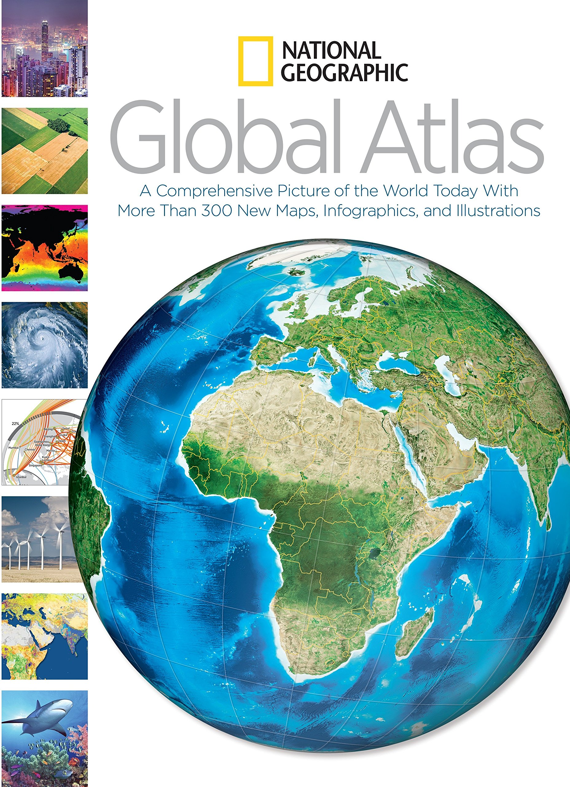 Amazon.in: Buy National Geographic Global Atlas: A ...