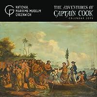 National Maritime Museums - Adventures of Captain Cook Wall Calendar 2019