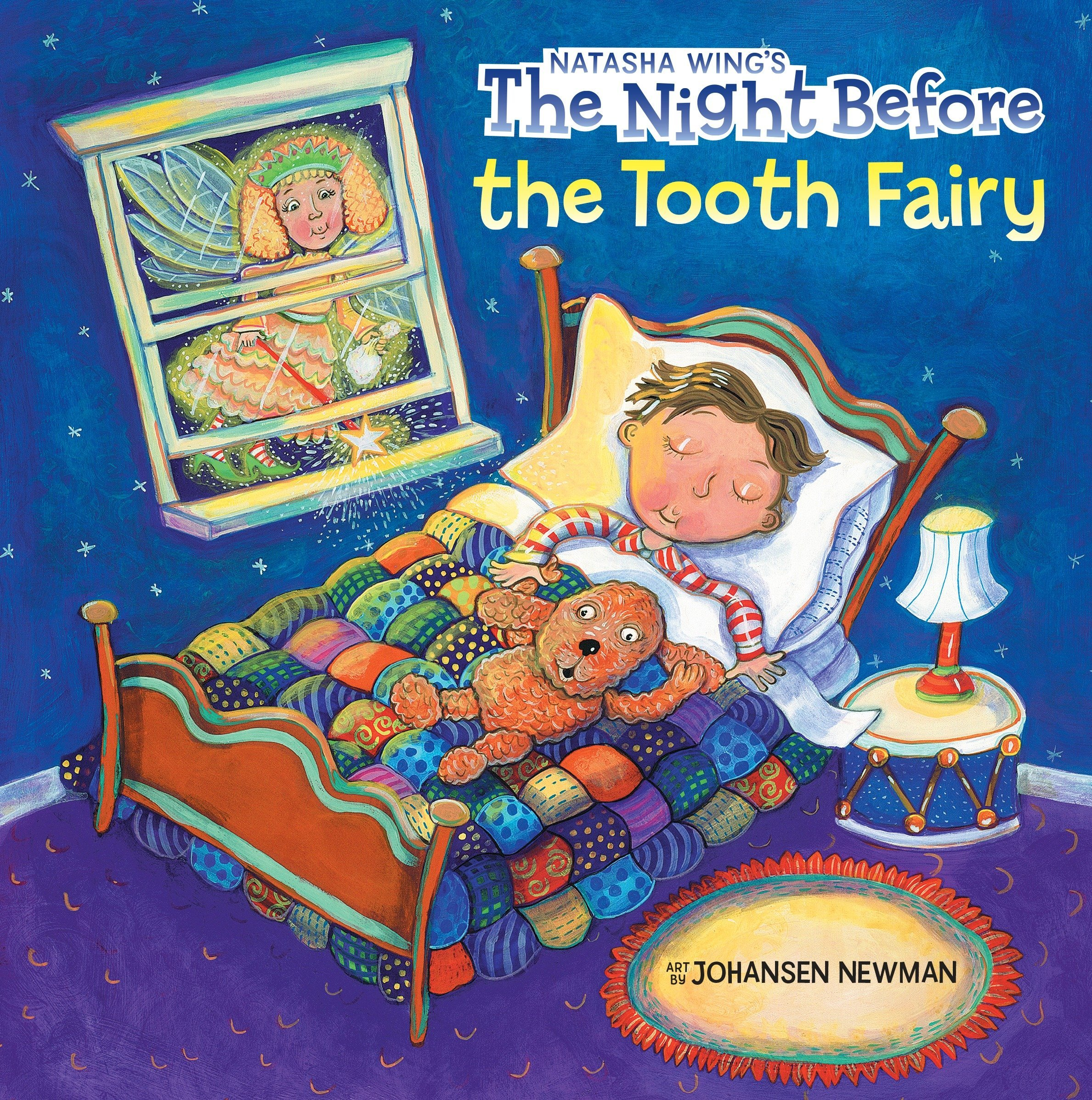 Download The Night Before the Tooth Fairy ebook
