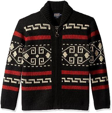 d4b29dd82 Amazon.com  Pendleton Men s Westerley Full Zip Sweater  Clothing