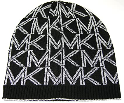 80e1970fe08 Image Unavailable. Image not available for. Color  Michael Kors Hat Knit  Beanie Women s ...