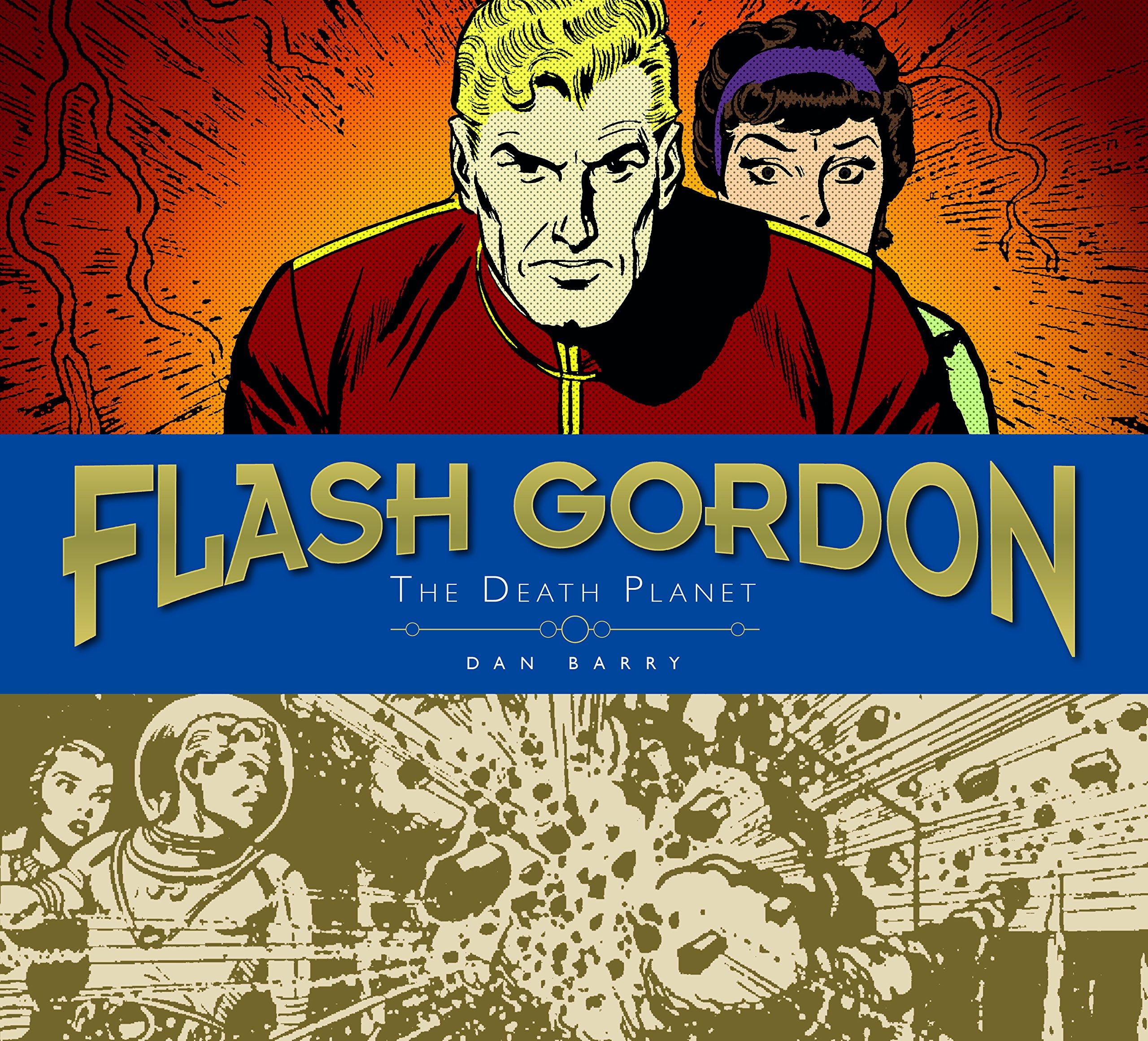 Flash Gordon Sundays Barry Planet product image