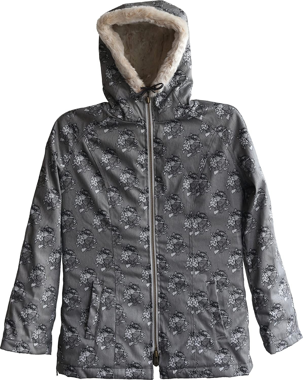 91968cb13c5 Hemp HoodLamb Women s Classic Sam Flores Limited Edition Jacket at Amazon Women s  Coats Shop