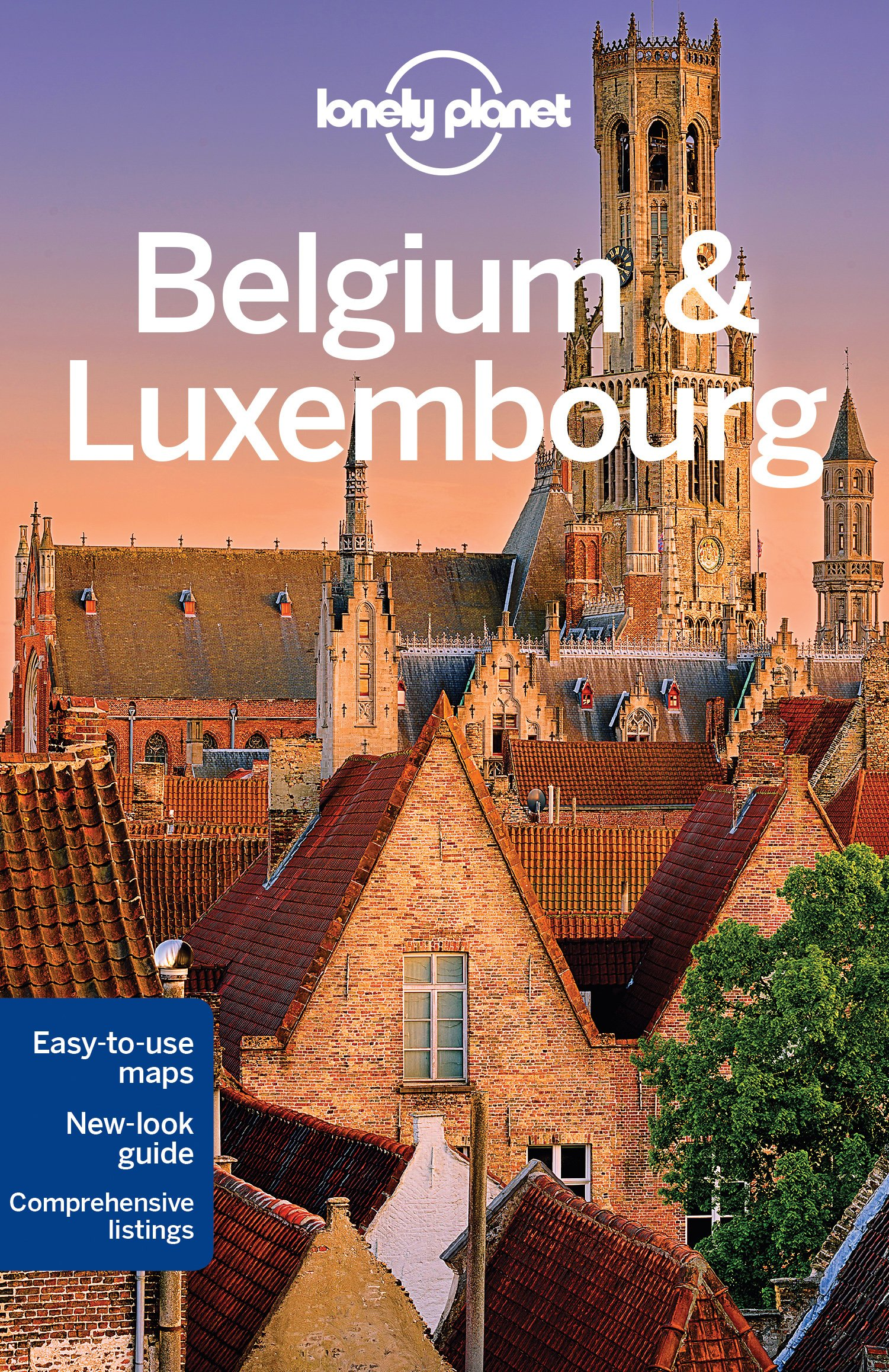 Belgium & Luxembourg (Country Regional Guides)