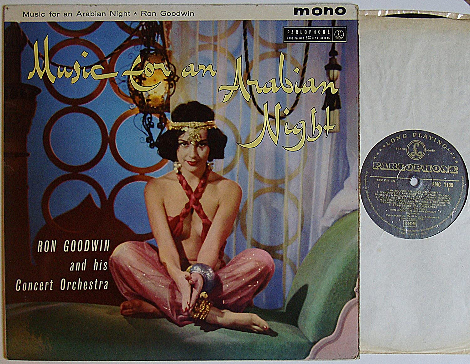 Ron Goodwin And His Orchestra - Music For An Arabian Night ...