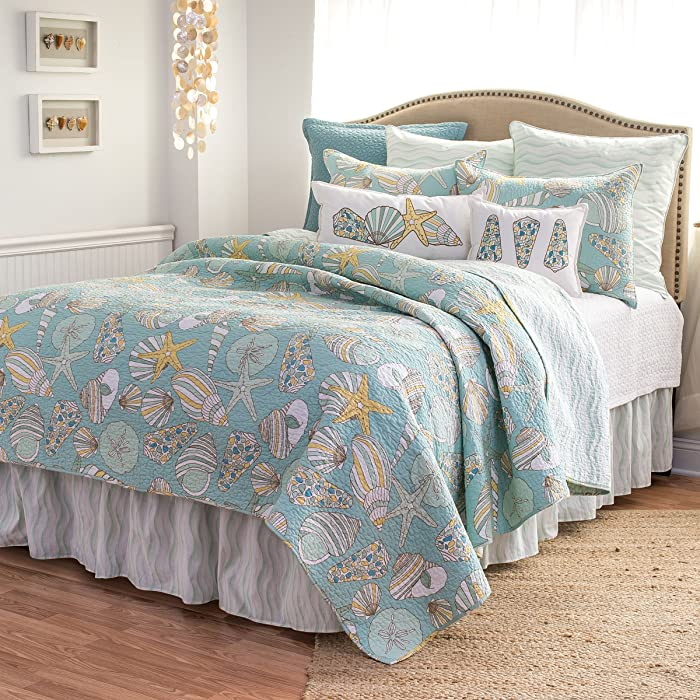 The Best Levtex Home Penelope Stripe Quilt Set