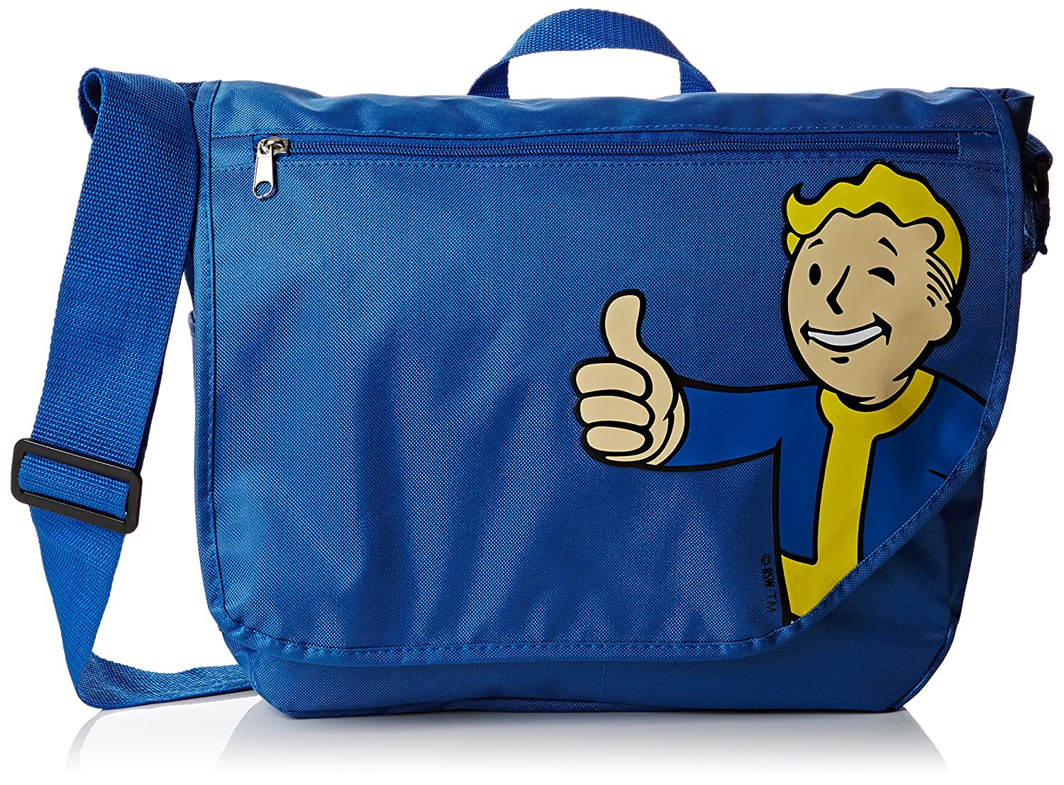 Fallout 4 VAULT Boy Messenger Bag - Licensing Bioworld MB240005FOT