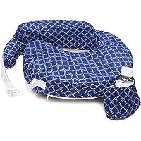 My Brest Friend 100% Cotton Nursing Pillow Original Slipcover – Machine Washable Breastfeeding Cushion Cover - pillow…