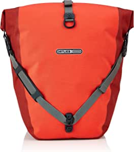Ortlieb Back Roller Plus Signal Red-Chili Panniers 2016