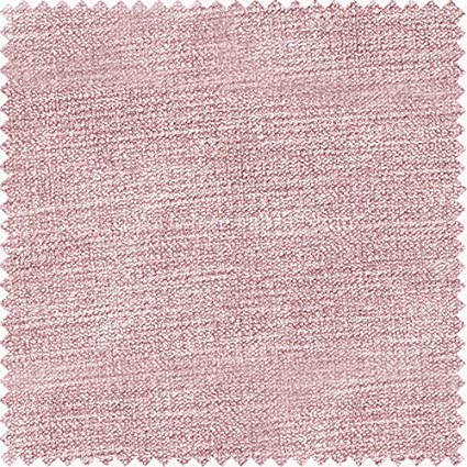 Soft Thin Like Velvet Chenille Upholstery Fabrics Light Pink Lilac