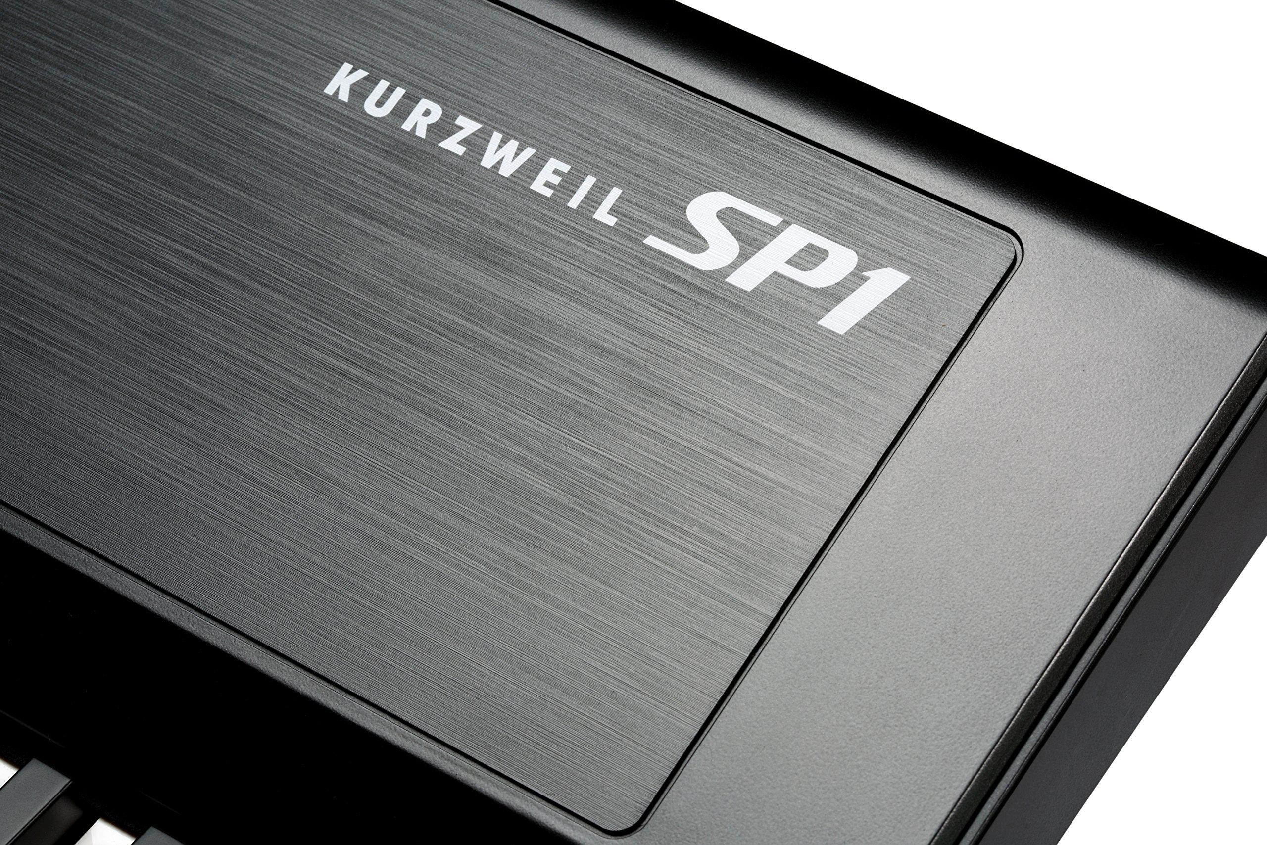 Kurzweil SP1 88-Key Stage Piano, Black (SP1-LB) by Kurzweil (Image #13)