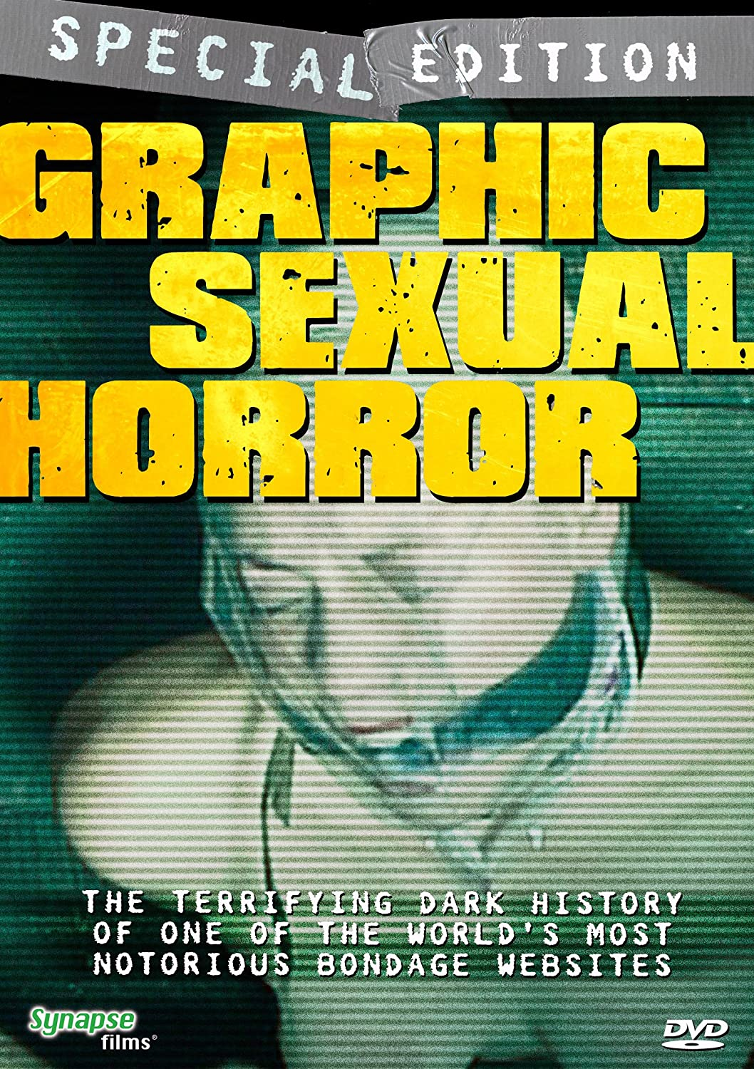 Graphic Sexual Horror Trailer