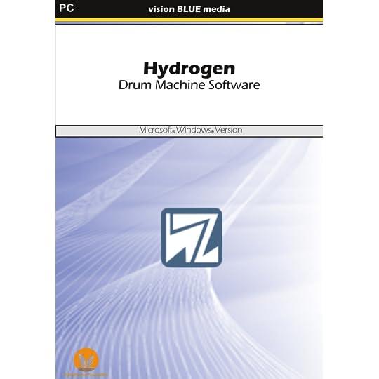 Hydrogen – Drum Machine Software – Download Version [Download]