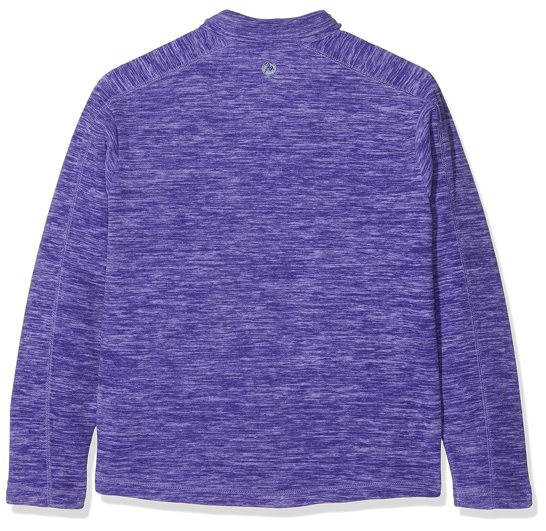 Electric Purple Marmot M/ädchen Lassen Fleece Fleecejacke S
